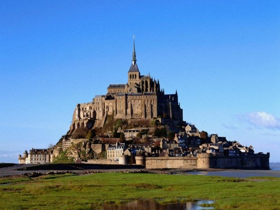 Il Castello di MONT SAINT MICHEL