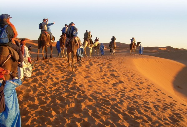 Viaggio di capodanno in Marocco