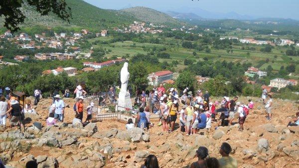 Santa messa a Medjugorje