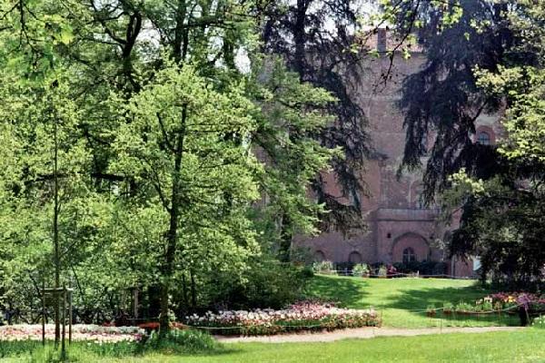 Cool giardino alla italiana intrigante percorso attraverso - Giardini piccoli foto ...