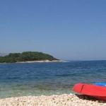 spiaggia di Ksamil