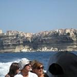 Bonifacio dal mare