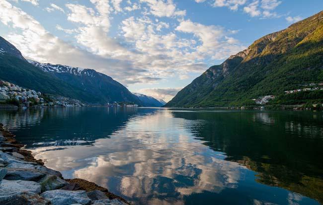 I paesaggi della norvegia ti turismo itinerante for Paesaggi naturali hd