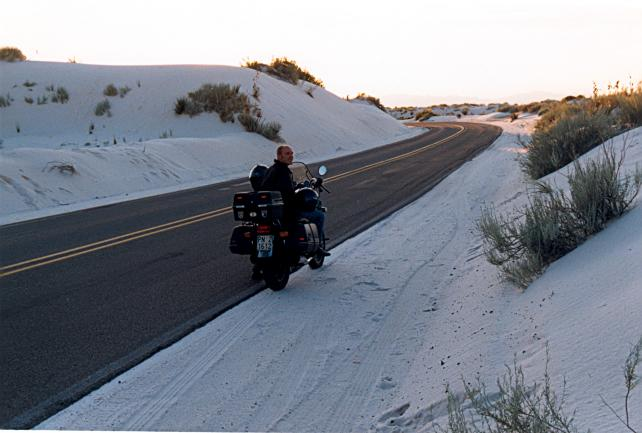 banchi di sabbia America