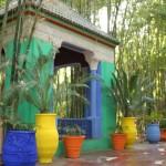giardini di Majorelle a Marrakech