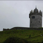 Torre O'Brien sulle Cliffs of Moher