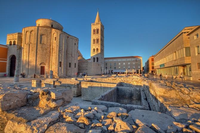 Forum Crkva Sv. Donata