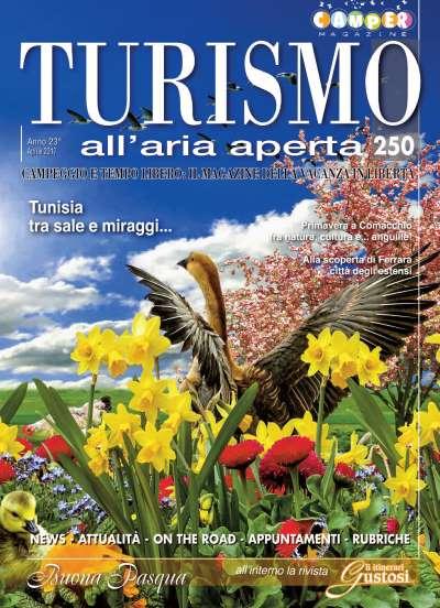 Copertina Turismo all'Aria Aperta