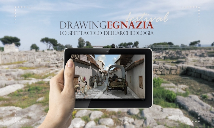 Drawing_Egnazia_spettacolo archeo