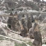 Cappadocia Pasabag Camini delle Fate