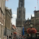 Dom Tower di Utrecht