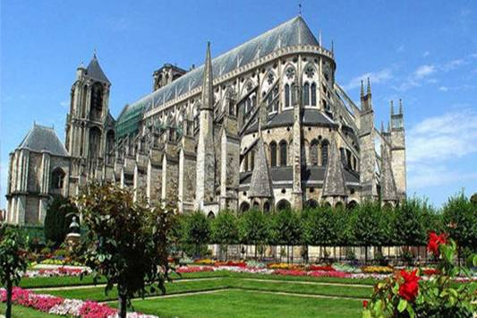 Cattedrale di Bourges
