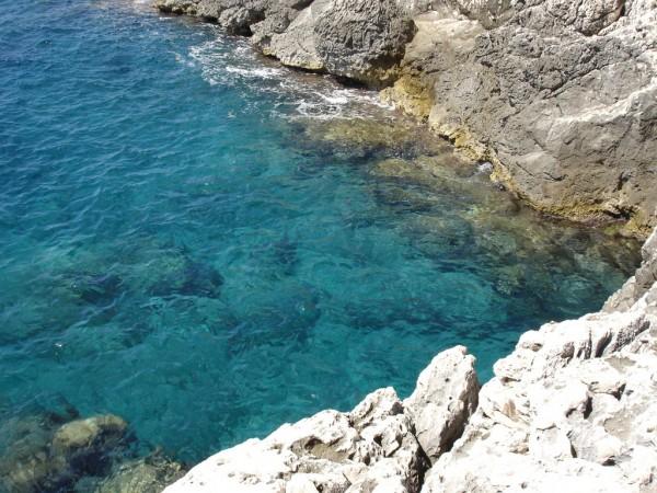 Piscina naturale a S. Cesarea Terme