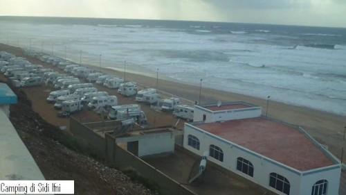 Camping El Barco - Sidi Ifni