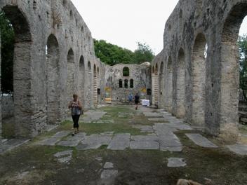 Butrinto, sito archeologico