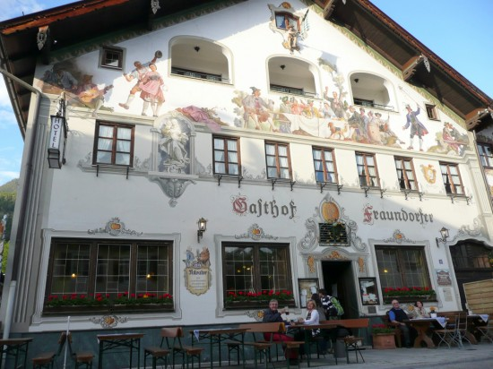 Gasthof Fraundorfer – Ludwigstrasse 24