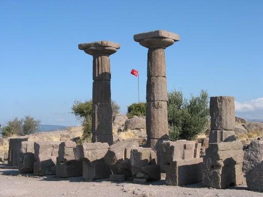 L'Acropoli di Assos