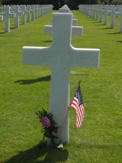 Cimitero Americano di Colleville sur Mer