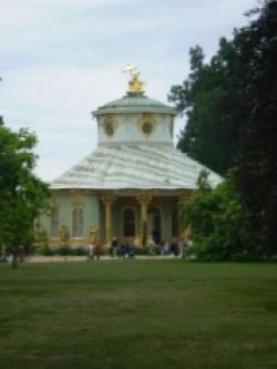 Il parco Sans Souci (la Versailles tedesca)