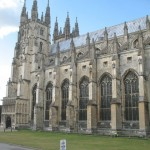 Canterbury-Cattedrale