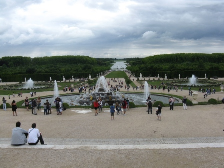 Gardens and Park of the Château - Palace of Versailles