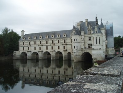 Il castello di Chenounceau