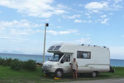 San Giorgio di Gioiosa Marea | camper