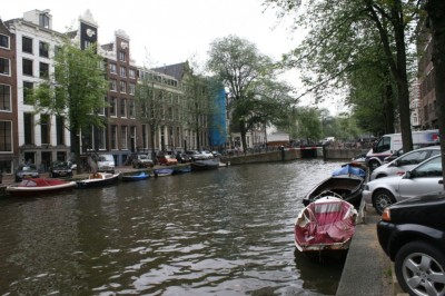 Amsterdam dal canale