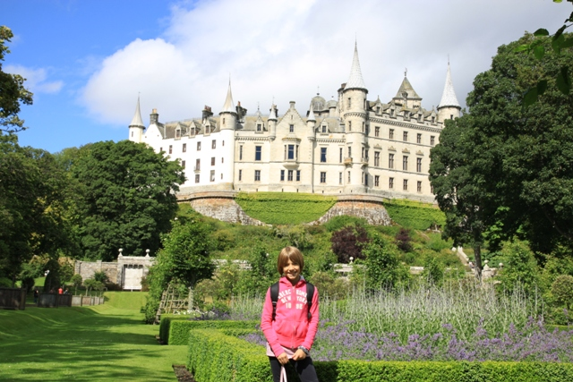 Il Castello di Dunrobin