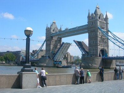 La Tower Bridge a Londra