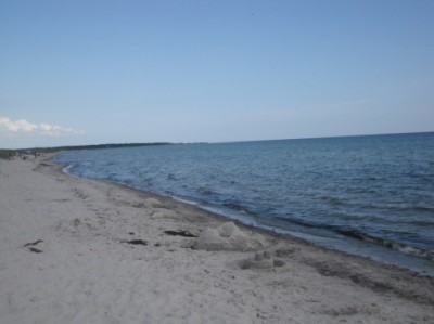 Malmo la sabbia bianchissima