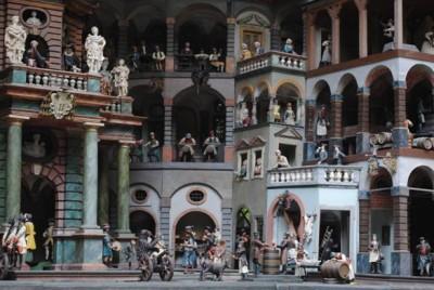 Il Teatro Idraulico del Castello di Hellbrunn