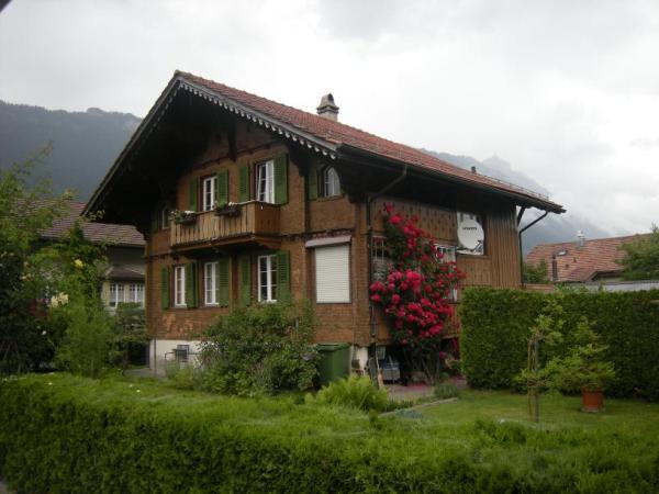 Bonigen casa tipica