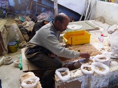 Fes Artigiano del mosaico