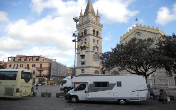 Messina il Duomo