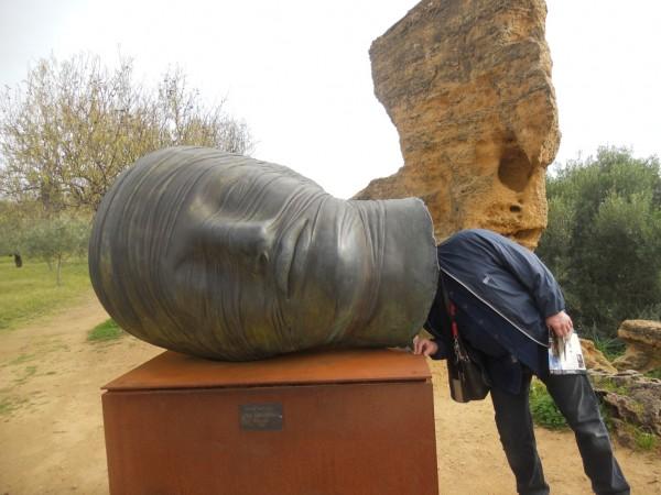 Reggio Calabria il Parco delle Magnolie