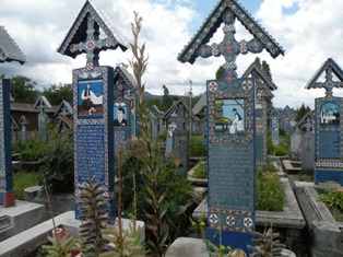 Sapanta:Cimitero Allegro