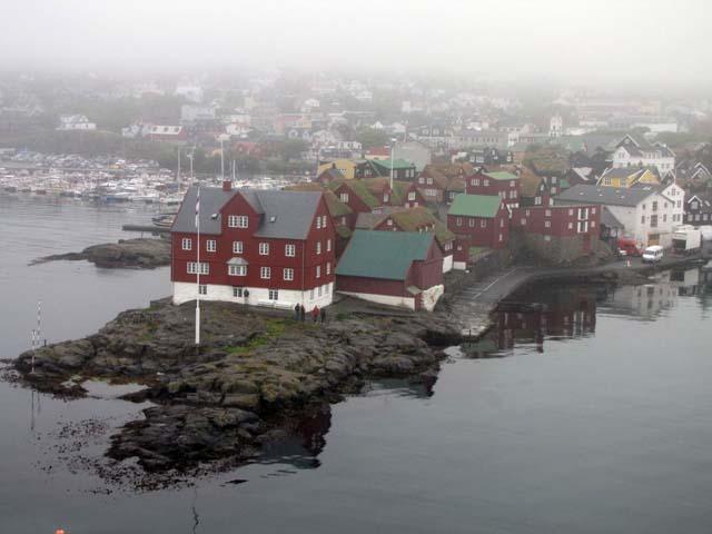 Isole Far Oer, Torshavn