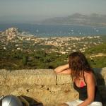 Foto panoramica di Calvì