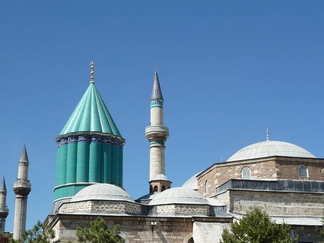 Konya- moschea Aladdin