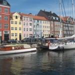 Porto vecchio di Nyhavn