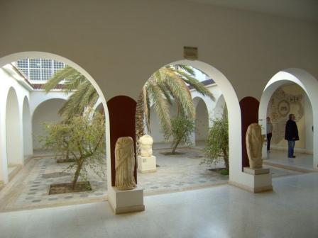 Il Museo di El Jem