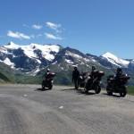 In moto tra Pinerolo, Avigliana e Val di Susa