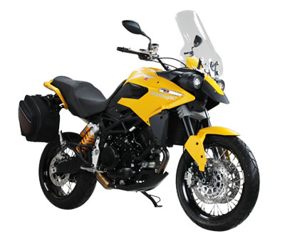 Granpasso 1200 Travel Yellow