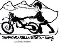 Motoincontro Tra le Alpi Apuane ed il Mar Tirreno