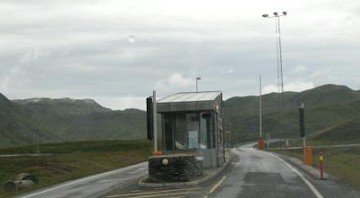 Casello di North Cape Tunnel