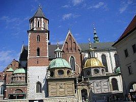 Il Castello Reale di Wawel a Cracovia
