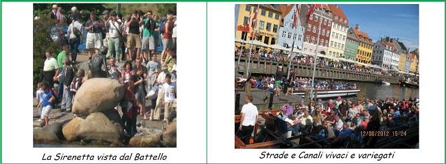 La Sirenetta vista dal Battello - Strade e Canali vivaci e variegati