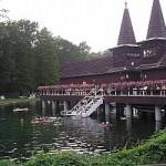Lago termale di Hévíz