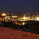 Luci notturne a Budapest